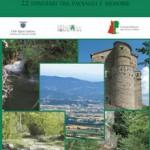 Camminare in Alta Valle del Tevere 22 itinerari tra paesaggi e memorie libro montone in