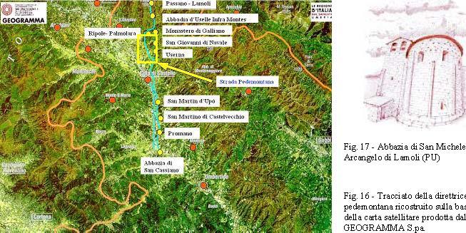 cangi itinerari storici altotiberini 14 montone in