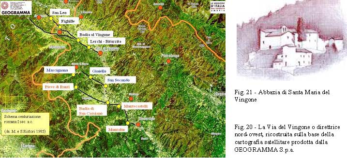 cangi itinerari storici altotiberini 17 montone in