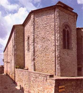 chiesa san francesco montone in