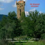 Camminando tra Umbria e Toscana montone in