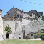 Mura di Montone