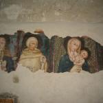 Affresco in San Francesco