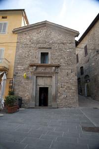 Chiesa Santa Croce Montonein