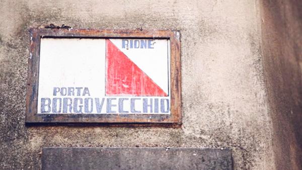 porta borgo vecchio Montonein