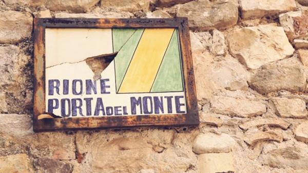 porta del monte Montonein