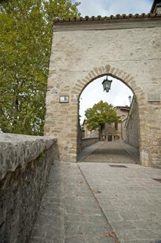 porta del verziere Montonein