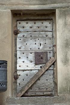porta prigione torre civica Montonein