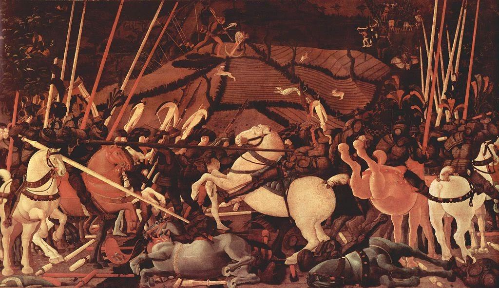 Battaglia di Sant'Egidio 12 luglio 1416